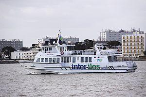La vedette à passagers Mélusine (2).JPG