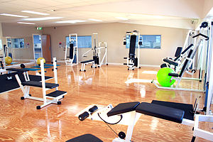 Ladies-Only Gym Category:Gyms_and_Health_Clubs