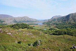Ring of Kerry - Image: Ladies view
