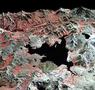 Laguna del Maule (volcano) mountain in Chile