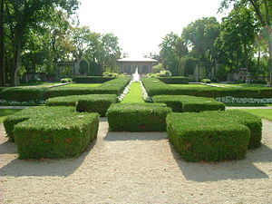 Lake Forest Academy - The Formal Gardens