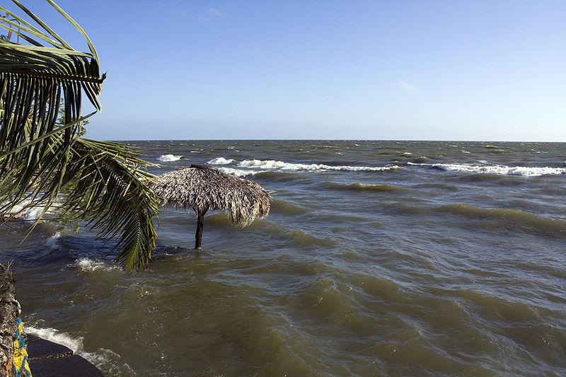 File:Lake Nicaragua Isla de Ometepe.jpg
