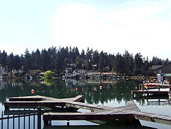 Lake Oswego, Oregon.