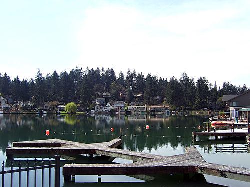 Lake Oswego mailbbox