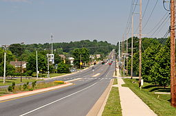 Lancaster Pike (Route 41)