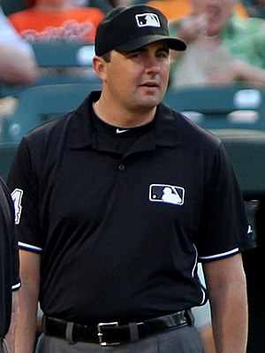 Lance Barrett - Barrett in 2011.