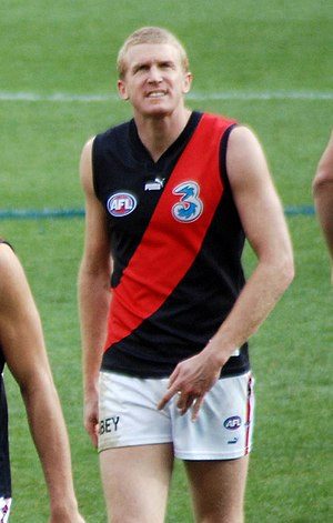 Dustin Fletcher - Fletcher in August 2007