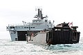 Landing Craft Returns to HMS Bulwark During Olympic Security Operation MOD 45154256.jpg