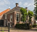 Langweer. Voormalig rechthuis van Doniawerstal. Buorren 1. (Rijksmonument) 02.jpg