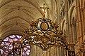 Laon, Cathédrale Notre-Dame, detail of the choir barrier.JPG