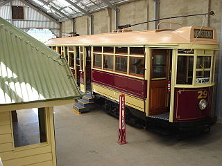 Launceston Tramway Museum