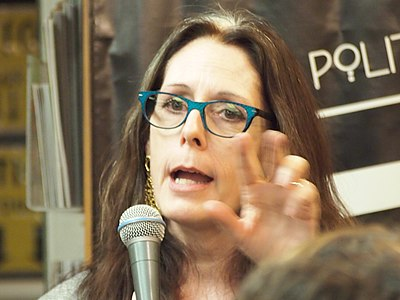 Picture of an author: Laurie Halse Anderson