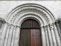 Layrac (47) Église Saint-Martin Façade occidentale 03.JPG