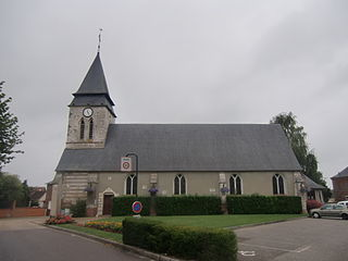 Bosroumois Commune in Normandy, France
