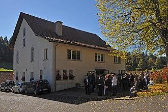 Corgémont - The Bibliothèque De La Conférence Mennonite Suisse