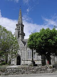 Le Juch (29) Église 11.JPG