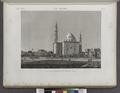 Le Kaire (Cairo). Vue de la Mosquée de Soultân Hasan (NYPL b14212718-1268743).tiff