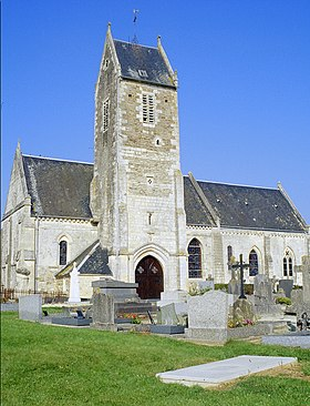 L'église Saint-Jacques
