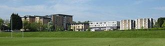 Leeds Trinity University - View from the sports fields