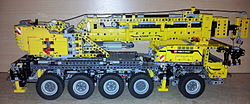 Image illustrative de l'article Lego Technic