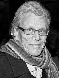 Leif Furhammar på Stockholms Filmfestival 2012.
