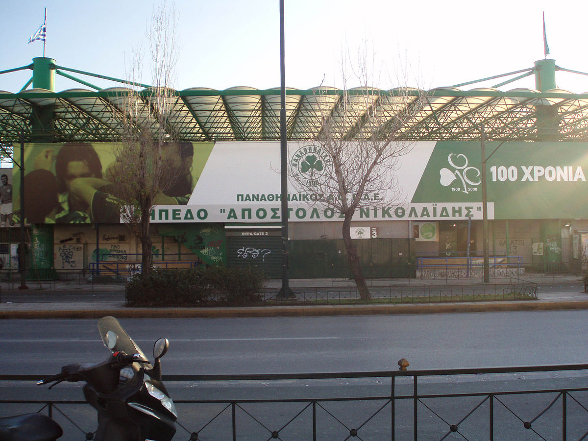 Apostolos Nikolaidis Stadium Wikipedia