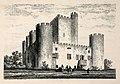 Leon Drouyn facade sud château de Roquetaillade.jpg