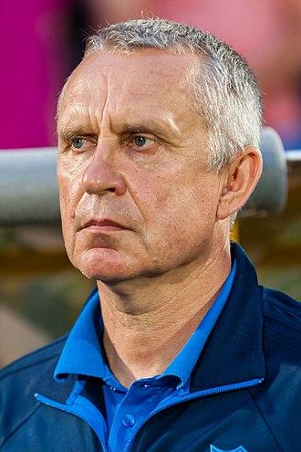 Leonid Kuchuk - Coaching FC Rostov in 2017