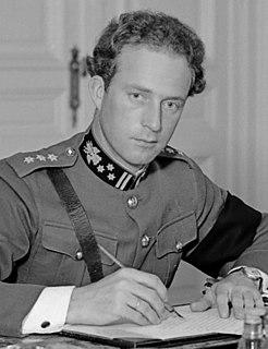 Leopold III of Belgium King of Belgium from 1934 to 1951