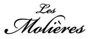 Molière Award - Designed by Georges Cravenne, 1986.