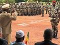Les généraux maliens Ibrahim Dahirou Dembélé et Général Keba Sangaré, le 8 septembre 2019.jpg