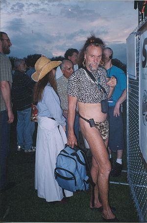 Keep Austin Weird - Image: Leslie Cochran 1