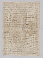 Letters 1666 1668 Queen Christina to Decio Azzolino National Archives Sweden K394 132 297.png