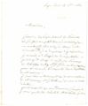 Lettre manuscrite d'Ambroise Comarmond du 1840 f01r.tif