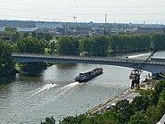 Leunabrücke Frankfurt Höchst 3