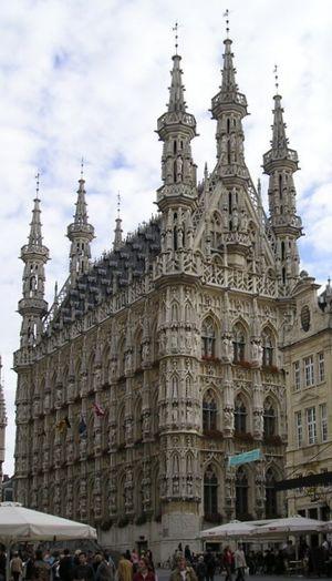 Leuven Town Hall - Town Hall, Leuven