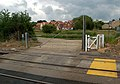 Level crossing north of Downham Market (1) - geograph.org.uk - 1351388.jpg