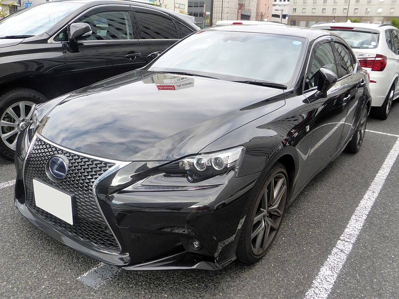 file lexus is300h f sport dba gse31 front jpg wikimedia commons. Black Bedroom Furniture Sets. Home Design Ideas