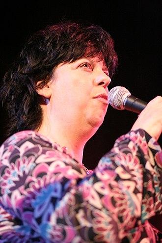 Liane Carroll - Liane Carroll at Union Chapel, Islington, London, November 2007
