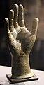 Libano, beqaa, mano votiva con iscrizione, II-inizio III secolo ca. 02.JPG