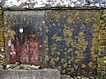 Lichened gravestones - geograph.org.uk - 1265241.jpg