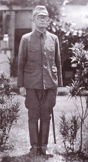 Harukichi Hyakutake