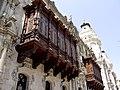 Lima, Peru Archbishop's Palace.jpg