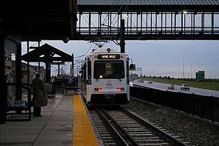 Lincoln station (RTD)
