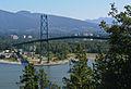 Lions Gate Bridge from Stanley Park (7960607426).jpg
