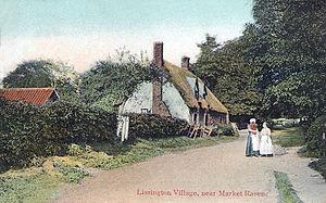 Lissington - Lissington, before 1914
