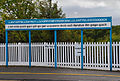 Llanfairpwllgwyngyllgogerychwyrndrobwllllantysiliogogogoch-railway-station-sign-2011-09-21-GR2 1837a.JPG
