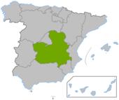 Castilla-La Mancha en España