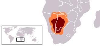 Kalahari Debate - The Kalahari Desert Region