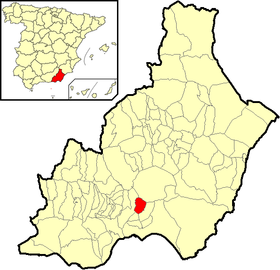 Image illustrative de l'article Rioja (Almería)